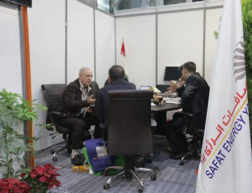 حضور شرکت دانش بنیان صافات انرژی یزد در بیست و چهارمین نمایشگاه نفت، گاز و پتروشیمی