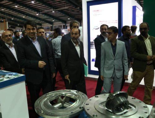 حضور شرکت دانش بنیان صافات انرژی یزد در چهارمین نمایشگاه صنعت، معدن، ماشین آلات و تجهیزات وابسته یزد