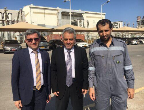 انعقاد قرارداد همکاری با شرکت soms عمان