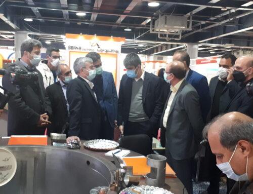 حضور شرکت دانش بنیان صافات انرژی در بیست و پنجمین نمایشگاه نفت،گاز و پتروشیمی